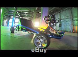 Châssis Électrique En Acier Razor De Go Kart Drifter Racing Car 24v
