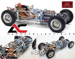 Châssis Roulant CMC M-198 118 Lancia D 50