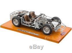 Châssis Roulant Maserati 300s 1956 Au 1/18, Modèle Moulé Sous Pression Par CMC 109