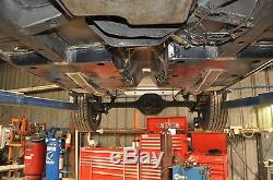 Connecteurs De Cadre Convertibles Ford Tool Tool 65-66 Ford Mustang