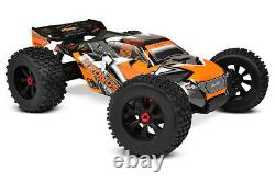 Corally C-00173 Kronos Xtr 6s Modèle 2021 1/8 Monster Truck Lwb Roller Châssis