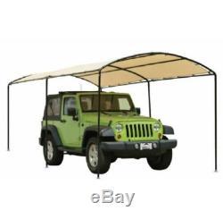 Couverture De Tente De Bateau De Voiture De Cadre De Garage De Voiture De Cadre En Acier De Kits D'ouvrants De Parking En Métal