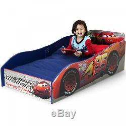 Delta Enfants Garçons En Bois Cadre De Lit, Disney Voitures Enfants Chambre Race Car