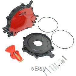 Distributeur Msd Cap Et Du Rotor Kit 84811