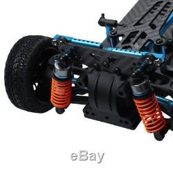 En Alliage D'aluminium Et De Carbone Arbre D'entraînement 1/10 4 Roues Motrices Cadre Touring Car Kit Pour M9h5