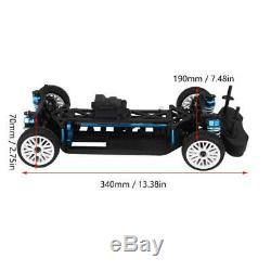 En Alliage D'aluminium Sakura D3 Cs 3r Op Rc 1/10 4wd Drift Racing Car Kit Cadre 110