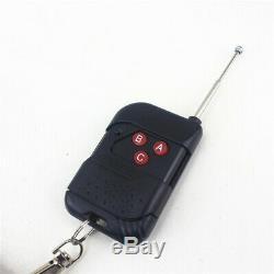 États-unis Taille Standard Voiture Rétractable Plaque D'immatriculation Cadre De Protection Avec Télécommande