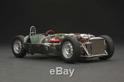 Exoto Xs 1/18 1954 Jaguar D-type Nez Court Châssis Roulant Rlg88001z