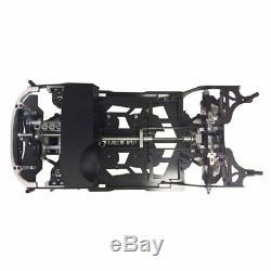 Fijon Fj9 1/10 Avant Moteur De Conception Rc Pièces De Voiture Drift Kit Cadre Carbone Électrique