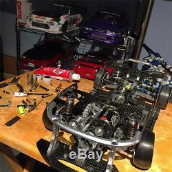 Fijon Fj9 1/10 Moteur Avant Conception Rc Car Pièces Drift Cadre