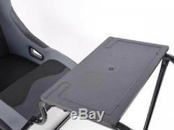 Gaming Car Racing Simulator Cadre Président Bucket Seat Pc Ps3 Ps4 Xbox Noir / Gris