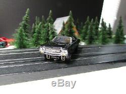 Gehrig Studio III Black'70 Chevrolet Impala Nos Châssis Aurora Tjet