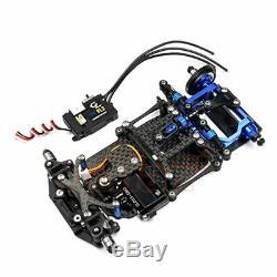 Gl Racing Glr 1/27 Rwd Kit Châssis Withesc Servo Rc Touring Cars # Glr-001-kset