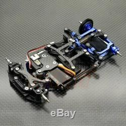 Gl Racing Glr 1/27 Rwd LM Kit Châssis Avec Esc Servo Rc Touring Cars # Glr-lm-kset