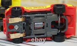 Ho Slot Car Iroc Racing Set Viper Chassis With Life Like Super Truck Bodies