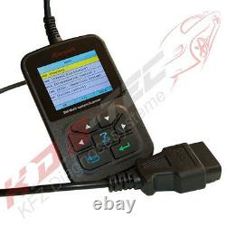 Icarsoft I810 Diagnose Tester Handscanner Deutsch Motor Getriebe Live Daten Uvm