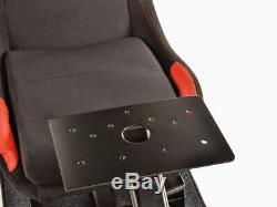 Jeu Volant De Voiture De Course Cadre Chaise Bucket Siège Pc Ps4 Xbox Ps3 Xmas
