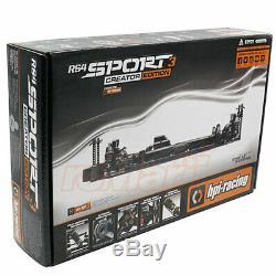 Kit Châssis De Voiture De Tourisme Artr 1/10 Hpi Racing Rs4 Sport 3 Creator Edition # 118000