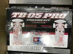 Kit De Châssis De Touring Tamiya Tb05 Pro 110 Rc Pour Voitures Ep Sur Route N ° 58658
