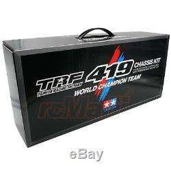 Kit De Châssis Tamiya 110 Trf419xr 4wd Ep 4rm Rc Voitures En Tournée Sur Route # 42316