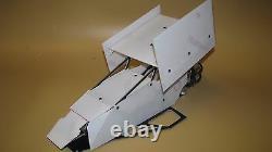 Kit De Conversion De Voiture Sprint Cw-90 Pour Traxxas Slash, Rustler, Bandit Chuckworksrc