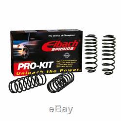 Kit Ressort De Suspension Pour Abaissement Eibach Pro-kit Pour Ford Fiesta Mk5 St150 05-2008