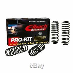 Kit Ressort De Suspension Pour Abaissement Pro-kit Eibach Ford Focus Mk2 2.5 St 2005-2008