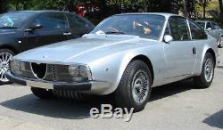 Kühlergrill Kühlerherz Zagato Gt Alfa Romeo 105/115 Junior Komplett Front Neu