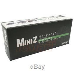 Kyosho Mini-z Racer Mr-03evo N-mm2 4100kv Châssis Set Cars 127 Rc # 32794