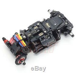 Kyosho Mini-z Racer Mr-03evo Sp W-mm 8500kv Châssis Set 127 Rc Cars # 32792
