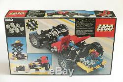 Lego Technic 8860 Voiture Nouveau Châssis Scellé Rarissime Vintage