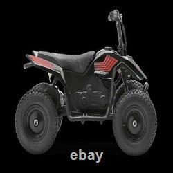 Les Enfants Roulent Sur Le Vtt Quad 4 Wheeler Scooters Off Road Vehicle Toy Steel Frame Gift
