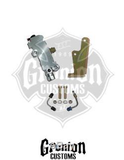 Mcgaughys 1964 69 Chevy Chevelle 2/2 Kit De Descente Avec Kit De Frein À Disque Avant Électrique