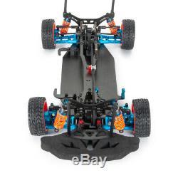 Metal & Carbon Rc 1/10 Drift Racing Ensemble De Corps De Cadre De Voiture Pour Sakur Xis Sport Drive