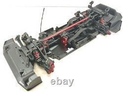 Nouveau Arrma 1/7 Felony 6s Blx Street Bash Muscle Car Roller Slider Châssis