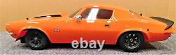 Nouveau Vaterra 1972 Camero Body Sur Used Vaterra 4wd Rolling Chassis For Rc Car