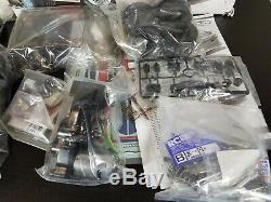 Nouvelle Boîte Dommages Tamiya 58611 Honda City Turbo Wr-02c Châssis 1/10 Rc Kit Voiture Esc