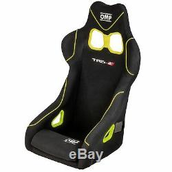 Omp Trs-x Clubman Rallye Racing Competition Steel Car Seat Cadre
