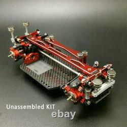 Pièce De Châssis Améliorée Toyota Ae86 Body Shell Kit Pour 1/28 Minid Racing Drift Car