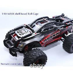 Pour 1/10 Traxxas Maxx Rc Crawler Car Protective Body Shell Roll Cage Frame