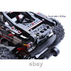 Pour 1/10 Traxxas Maxx Rc Crawler Car Roll Cage Metal Body Shell Protection Frame
