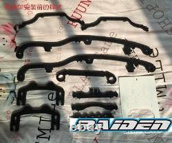 Qingleng Ql Nylon Cage Cage Cage Cage Protecteur Pour Losi Xxl2 Xxl2-e