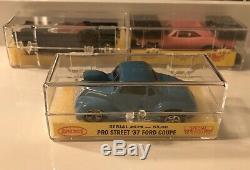 Rare Mib Rrr Road Race Répliques Pro 37, Rue Ford Coupé Sur Nos T-jet Châssis