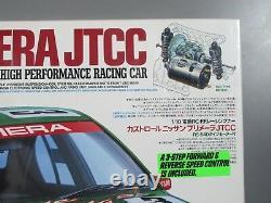 Rare New Seal Tamiya 1/10 Rc Nissan Castrol Primera Jtcc 58147 Ff01 Voiture Châssis