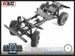 Rc4wd Kit Camion Châssis Gelande 2 II Corps Rigide D90 Amazing Détails G2 Z-k0001 Rc