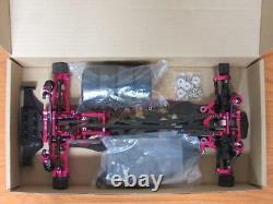 Rc 110 Alliage Et Carbone Sakura D4 Awd Drift Châssis Du Corps De Voiture #kit-d4awd
