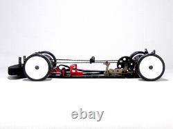 Rc 110 Échelle Spec-r R2 1/10 Kit De Cadre De Châssis De Voiture De Tourisme Électrique (diy)