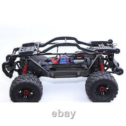 Rc Car Metal Body Shell Based Roll Cage Protection Frame Pour 1/10 Traxxas Maxx