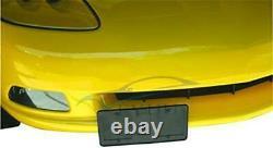 Remote USA Retractable Car License Plate Holder Frame Shutter Blinds Décoration