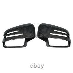 Remplacez Le Capuchon De Housses Miroir Pour Mercedes Benz W463 G500 W166 Ml350 Gl350 Carbon